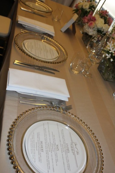 One Day Your Way - The wedding of Anna and Shannon - Food and Desire Carousel modern wedding styling and planning 2