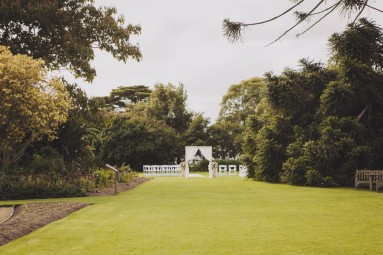 One Day Your Way - The wedding of Sarah and Jay - Werribee Park Spa and Mansion - ceremony and receptioni styling 3