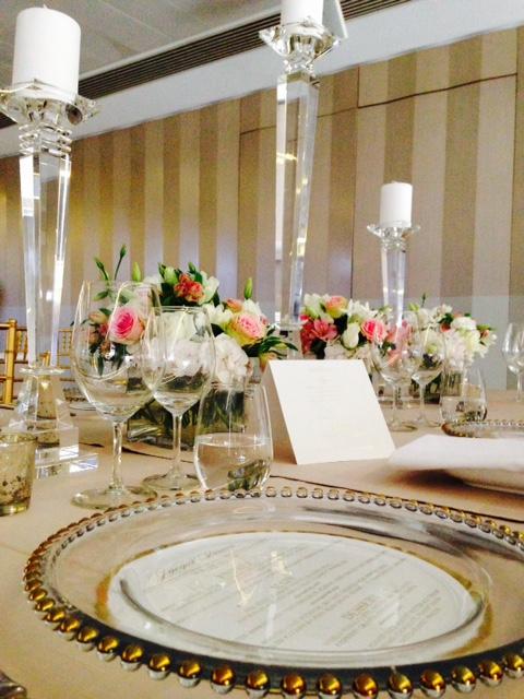 An Elegant Affair At Carousel In Albert Park Wedding