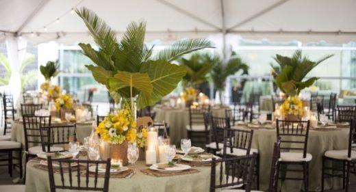 Tropical Beach wedding inspiration