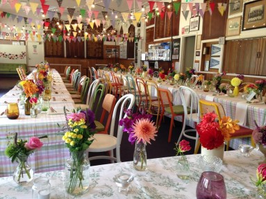 One Day Your Way - The wedding of Jo and David - Alphinton Bowls Club - eclectic vintage - 11