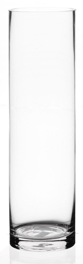 30x10cm Cylinder vase hire range One Day Your Way