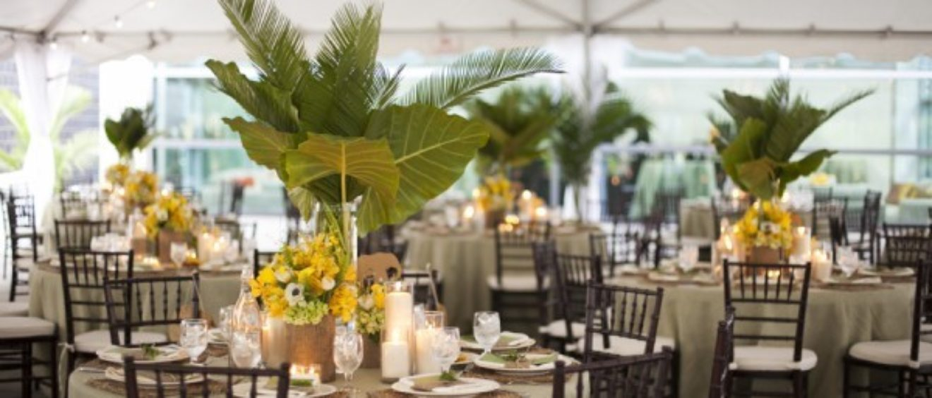 Tropical Beach wedding inspiration