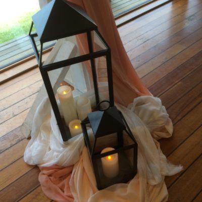 dark lanterns