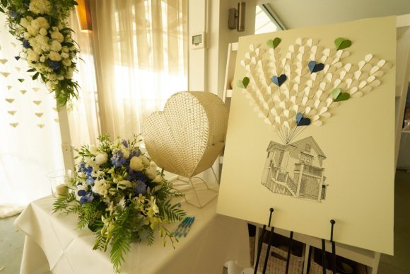 The wedding of Ngoc and James at Sails on the Bay, styled by One Day Your Way 11