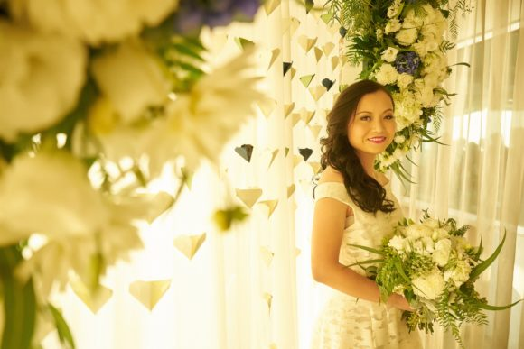 The wedding of Ngoc and James at Sails on the Bay, styled by One Day Your Way 20