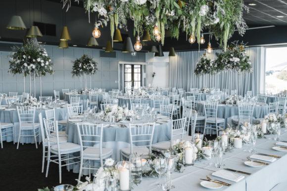 Coastal Calm wedding styling - Sandringham Yacht Club, Styled by One Day Your Way