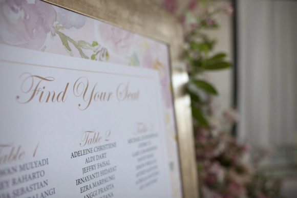 Modern wedding styling by One Day Your Way at Luminare (17)
