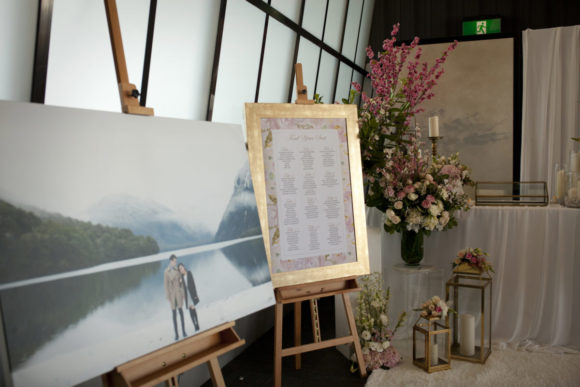 Modern wedding styling by One Day Your Way at Luminare (19)
