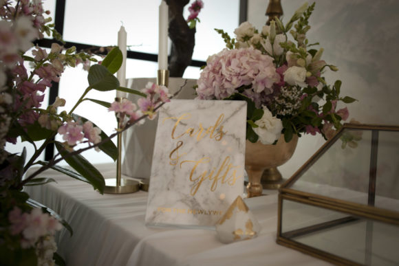 Modern wedding styling by One Day Your Way at Luminare (20)
