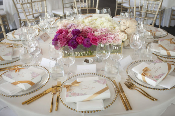 Modern wedding styling by One Day Your Way at Luminare (22)