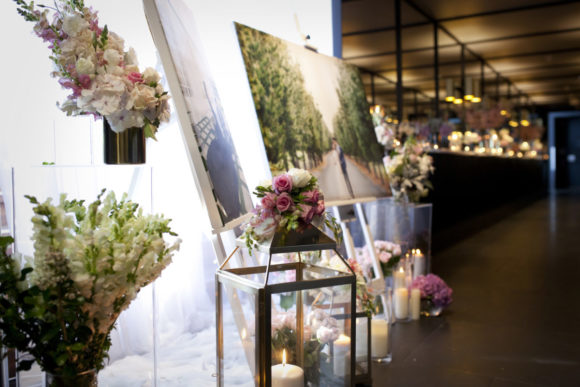 Modern wedding styling by One Day Your Way at Luminare (30)