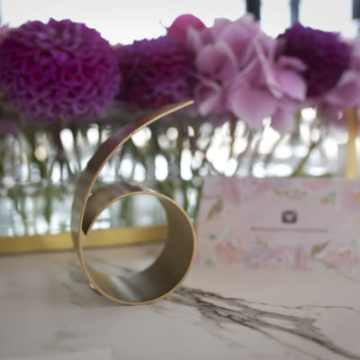 Modern wedding styling by One Day Your Way at Luminare (6)
